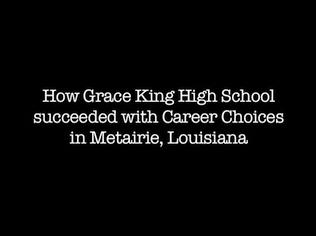 Grace King High School